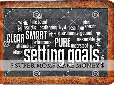 Realistic New Year Resolutions For Mom's