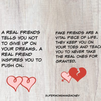 FAKE FRIENDS VS REAL FRIENDS | 10 THINGS THAT TRUE FRIENDS DO