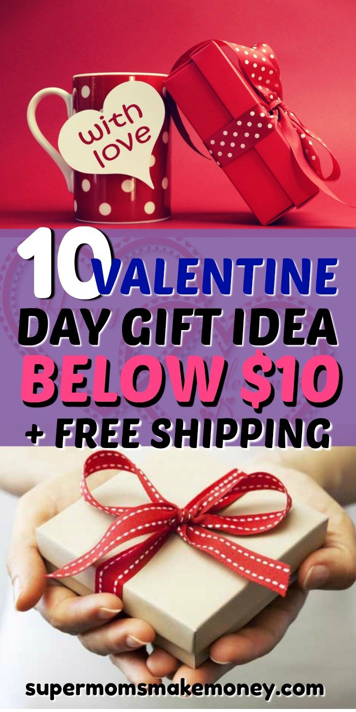 10 Valentine Day Gift Idea Below 10