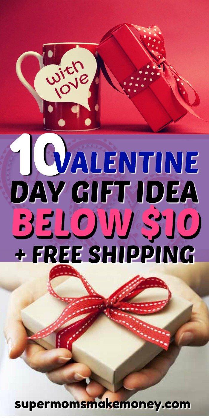 10 Valentine Day Gift Idea Below 10