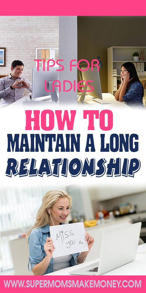HOW TO MAINTAIN A LONG DISTANCE RELATIONSHIP » Super Moms Make Money