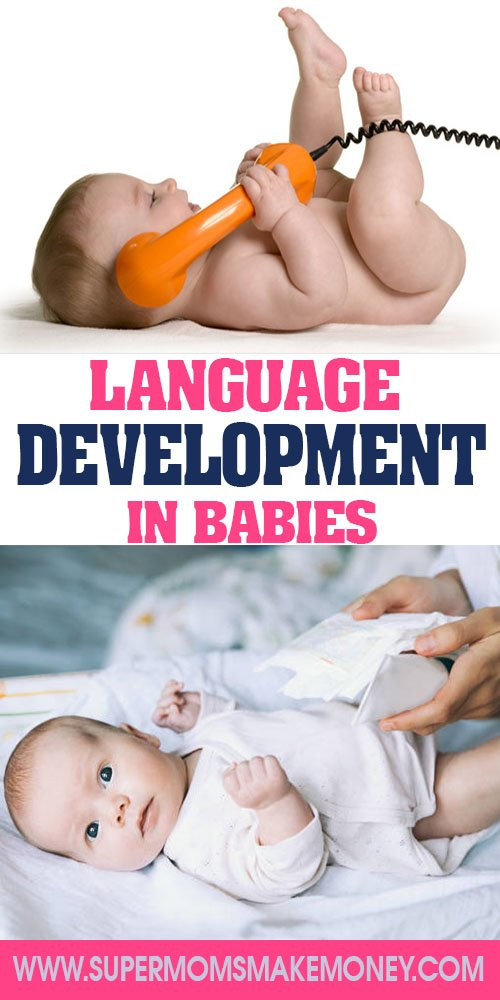 LANGUAGE DEVELOPMENT IN BABIES