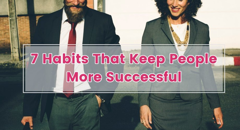 people more successful