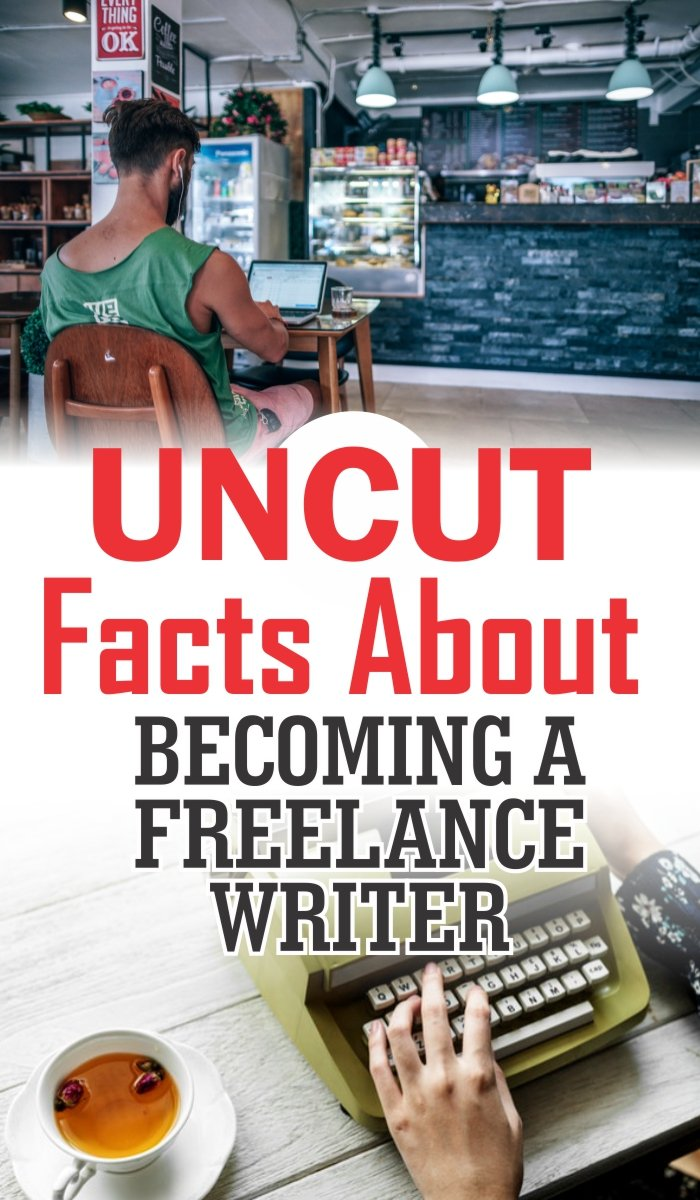 PINTEREST HOW TO become a freelance writer