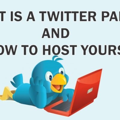 WHAT IS A TWITTER PARTY: HOW TO HOST YOURS
